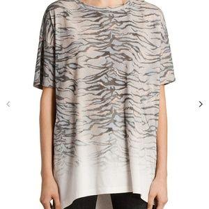 AllSaints Tygr Cori T Shirt